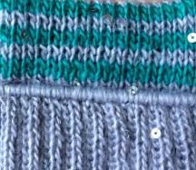 grey welt, green & grey