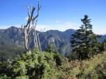 Hsueshan Gebirge