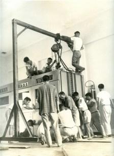 Installation des boitiers émetteurs