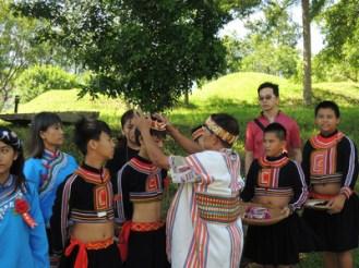 Une école aborigène de Hualien célèbre ses 5 nouveaux diplômés du primaire à Hualien (CNA)