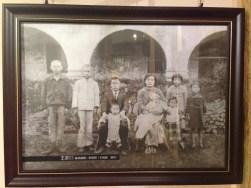 Musée national du 28 février- Wang Tien-deng en famille