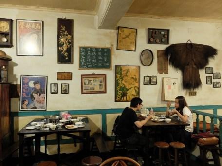 Suoyi (vêtement de pluie faite de paille), affiches et vieilles photos