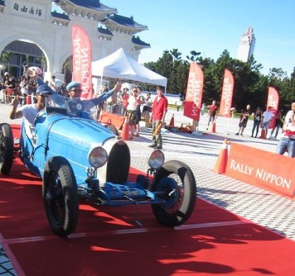 Excellent 2e chrono de cette Bugatti T37 de 1928