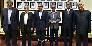 Infosys Founders