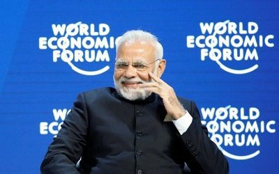 RTIwala Trending PM Modi at WEF