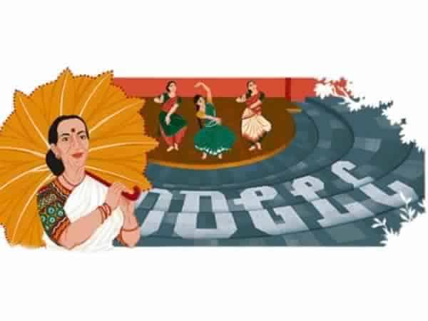 RTIwala Celebrates Mrinialini Sarabhai and Google Doodle