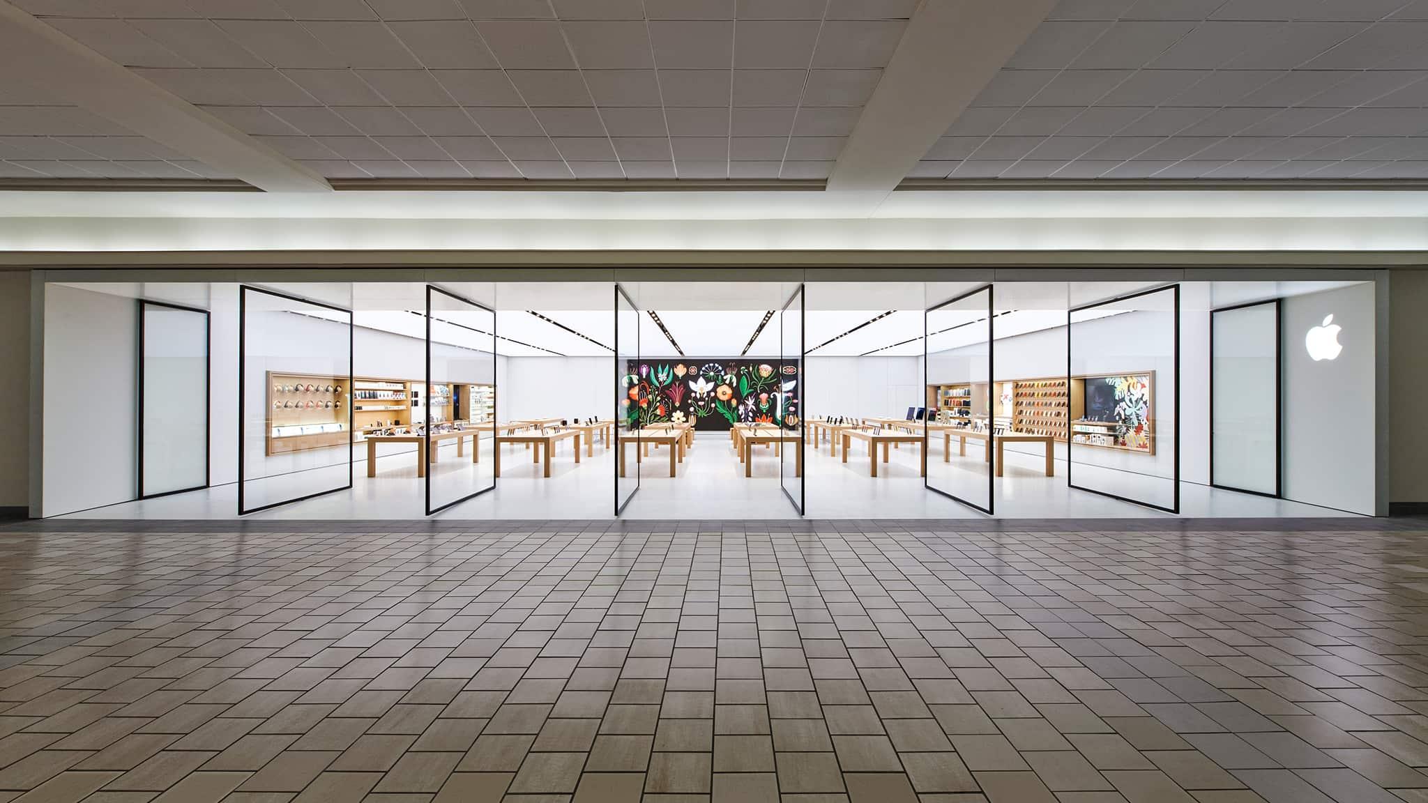 maine mall apple store apple