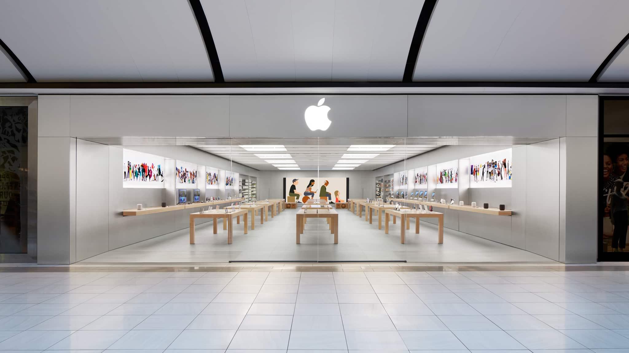 willowbrook apple store apple