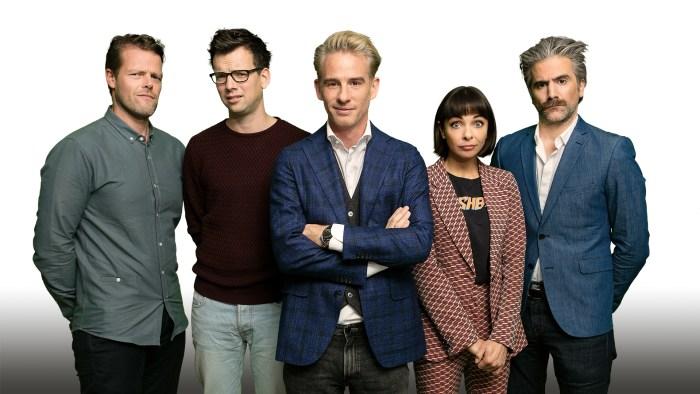 De nieuwe vormen van taal staan centraal bij het RTL 4 programma Praat Nederlands Met Me