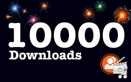 BuddyPress Media 10000 Downloads