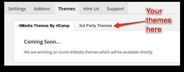 rtmedia-ready-themes