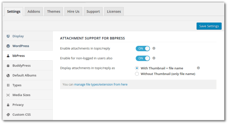 bbpress-attachment-settings