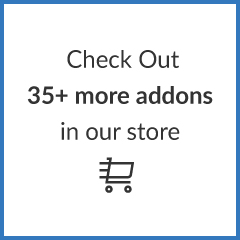 Check Out More Addons In Our Store