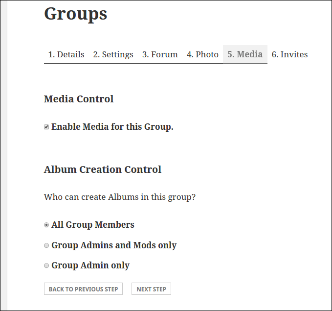 group-media-control
