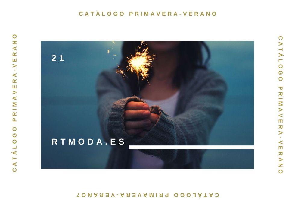 Catálogo Primavera-Verano 2020 Rtmoda