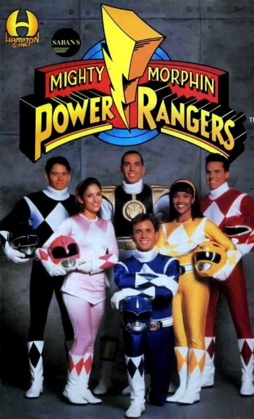 Power Ranger (1996-2014)