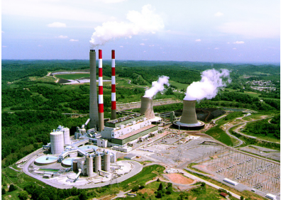 Harrison Power Plant (Source: FirstEnergy)