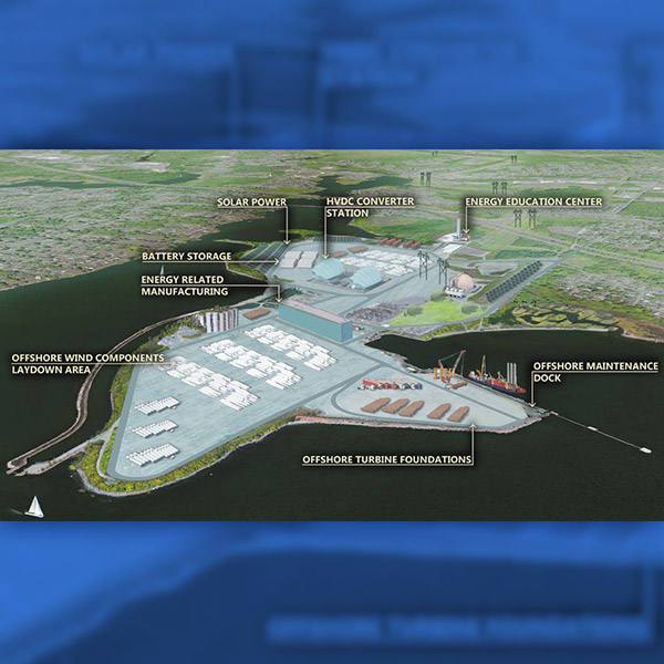 Ex-Coal Plant Site Chosen for Mass. OSW Hub