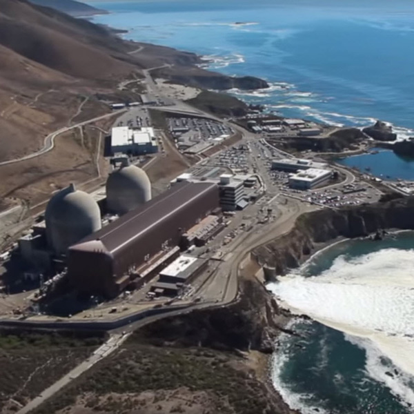 pacific gas and electric, diablo canyon