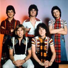 [Picture of Bay City Rollers]