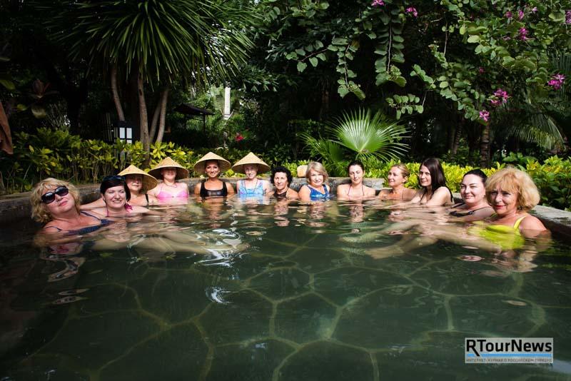 Участники саммита «Матрешка-Тур» на Хайнане исследовали места погорячее