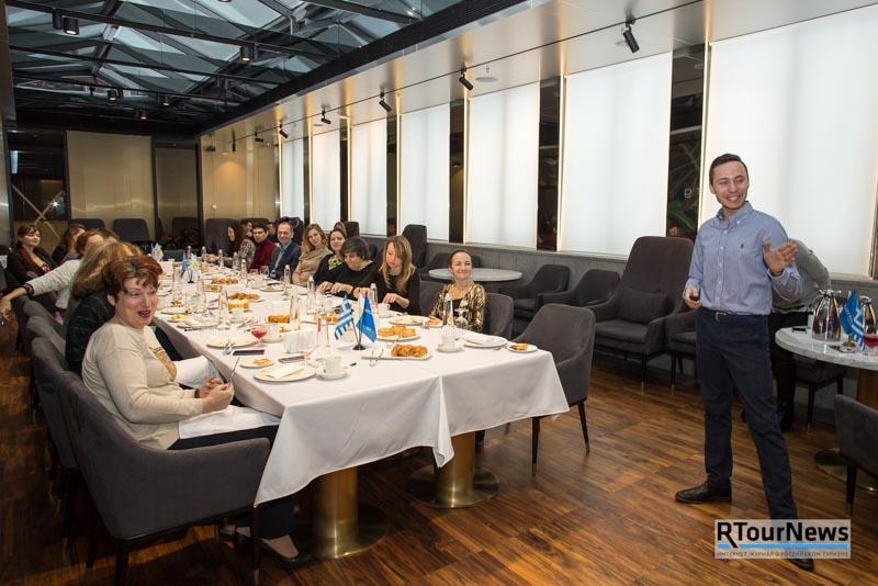 Mouzenidis и Inova: в Грецию снова!