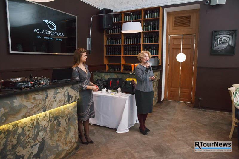 Петербургу — весну и невероятные речные круизы! Презентация «Солеанс Тревел» и Aqua Expeditions