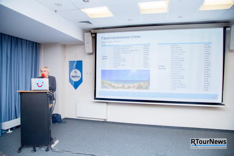 TUI Russia: презентовать — так Турцию, отправлять — так миллион!
