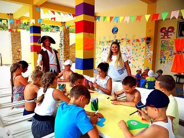 Уникальный проект детского отдыха в Греции «Лето 2018»