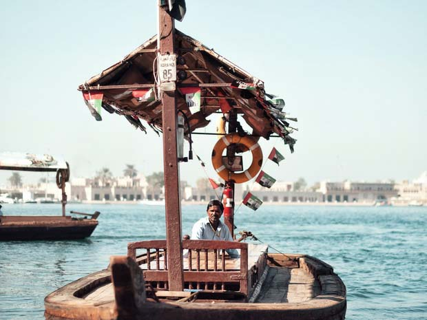 Дубай глазами местных жителей