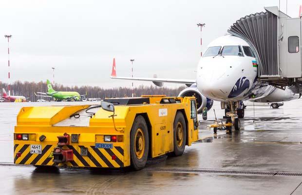 Азербайджанский лоукостер Buta Airways начал полеты из Пулково