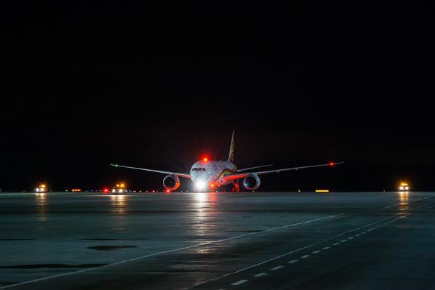 Hainan Airlines представили в Пулково самолет Boeing 787 Dreamliner