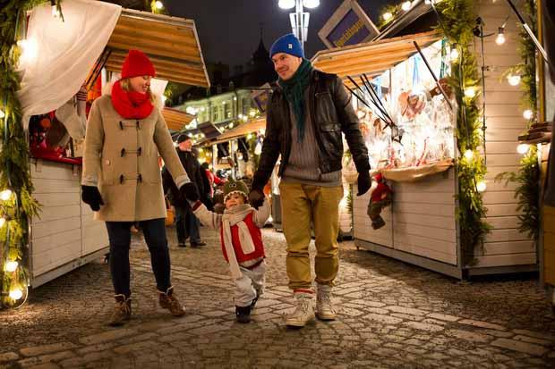 Зима в Тампере: идеи для путешествия с детьми