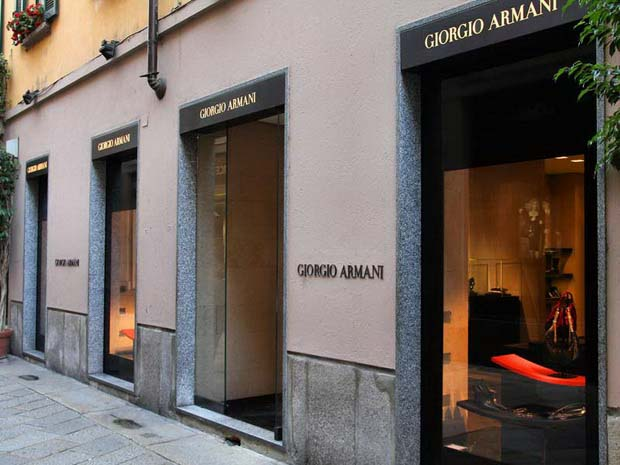 Милан и Четырехугольник моды