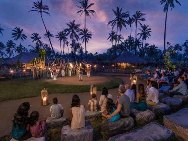 Shangri-La's Hambantota Golf Resort & Spa — радость для всей семьи