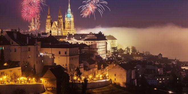 6 советов, как провести последний день 2018 года в Чехии