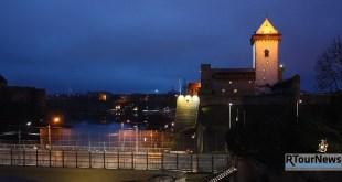 В Нарвском замке поселилось Рождество
