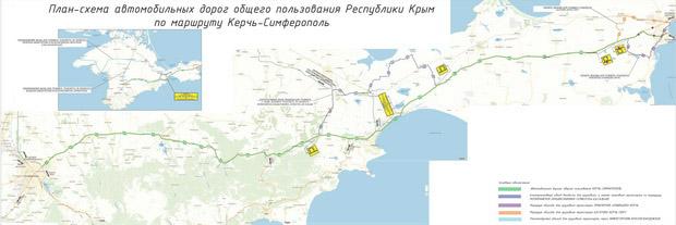 В Крым на авто и по мосту: как туристам не застрять в пробке