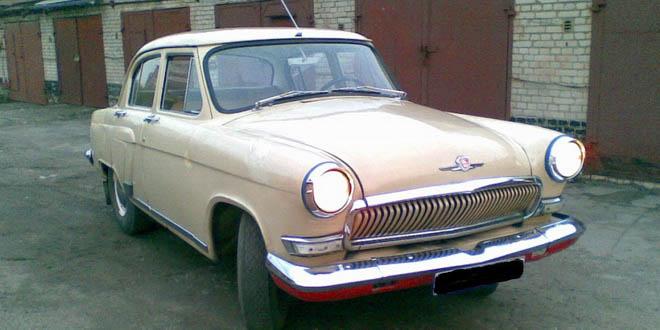 Выставка ретро-машин из Петербурга в Лаппеенранте