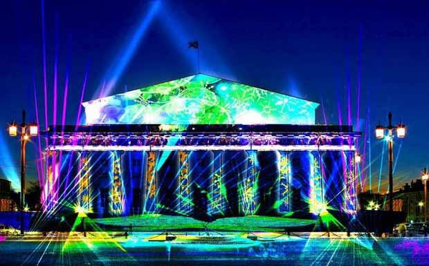 В Петербурге впервые пройдет Фестиваль огня «Рождественская звезда»