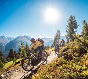 Лето-2018 в Тироле готовит приятный сюрприз для маунтинбайкеров