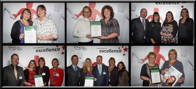 PENNA Award Winners