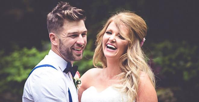 Mr & Mrs Caton