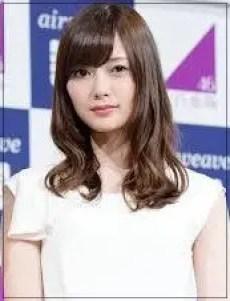 白石麻衣,乃木坂46,アイドル,モデル,女優