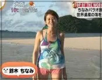 鈴木ちなみ,タレント,若い頃,可愛い