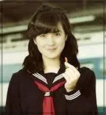 安田成美,女優,若い頃,かわいい