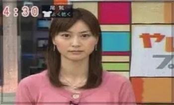 小川彩佳,フリーアナウンサー,若い頃,可愛い,2009年