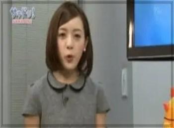 古谷有美,アナウンサー,TBS,可愛い,若い頃,2012年