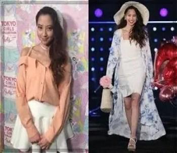河北麻友子,モデル,タレント,女優,可愛い,若い頃,2018年