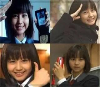 堀北真希,女優,可愛い,若い頃,デビュー当時